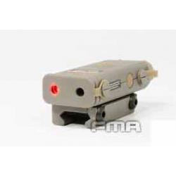 FMA PRO-LAS-PEQ10  red laser DE