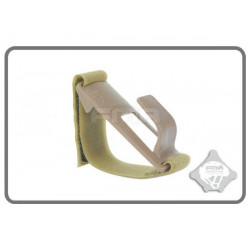 FMA sling belt with reinforcement fitting DE