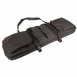 Case for 2 guns 90 x 28 x 5,5cm