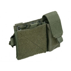 PANTAC MOLLE Small Admin Pouch ( OD )