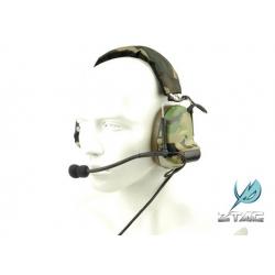 Z Tactical COM 2 Headset ( Mil. Standard Plug ) / Multicam