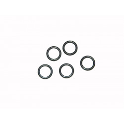 Spare nozzle O-ring set 1mm - 5pcs