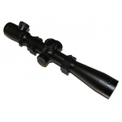 Scope 3,5 - 10 x 40 (kopy Mark4 M3), RED/Green Dot Sight