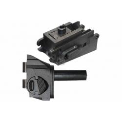 Adaptér pro Coltové zásobníky pro G36 a redukce na pažbu typu M4 pro G36