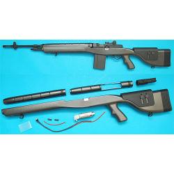M14 DMR Conversion Kit (Gun Metal)