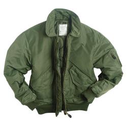 U.S. CWU BASIC Pilot jacket OLIVE, size S