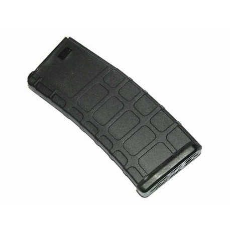 GMAG Mid-cap Magazine, 130bb, black