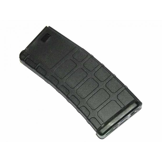 Zásobník GMAG na 130 ran, tlačný, černý