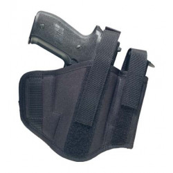 Bothsides hip holster and integral magazine pouch for CZ 75/85, CZ 75 Compact, Colt 1911