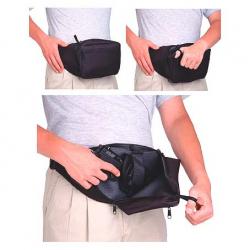 Fanny pack horizontal ZIP