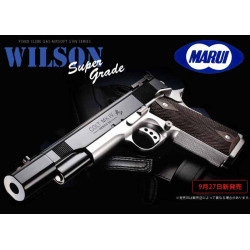Marui Wilson Super Grade Fixed Slide Gas Pistol