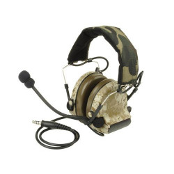 Z Tactical COM 2 Headset ( Mil. Standard Plug ) / Desert Digital