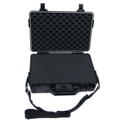 Large waterproof box with strap 39x29x12 cm