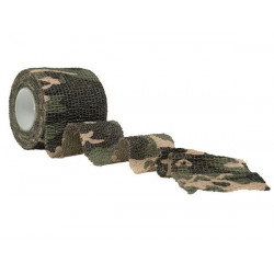 Masking tape, woodland