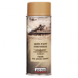 ARMY camouflage paint spray 400 ml WH.TROPEN
