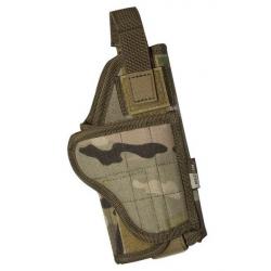 Modular pistol holster VCAM/MULTICAM