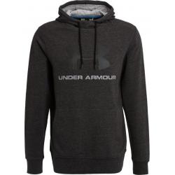 Mikina Under Armour Sportstyle Fleece Graphic Hoodie - šedá, velikost S