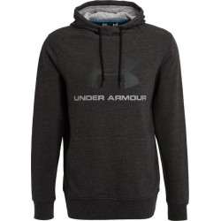 Under Armour Sportstyle Fleece Graphic Hoodie, SIZE S