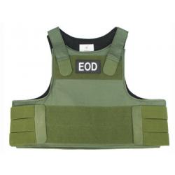 SF Personal Body Armor-EOD/OD