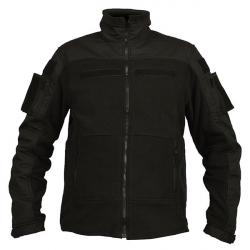 COMBAT Fleece Jacket black, size S