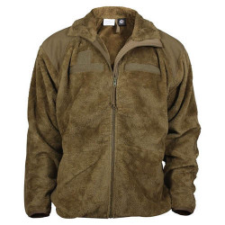 Fleece jacket GEN III / LEVEL 3 ECWCS COYOTE, size S
