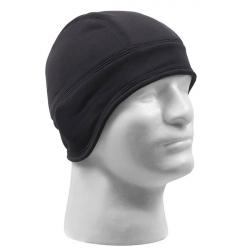 Čepice / vložka do helmy fleece ČERNÁ