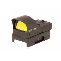 Kolimátor Sightmark Mini Shot with Sunshade Hood, Green Dot