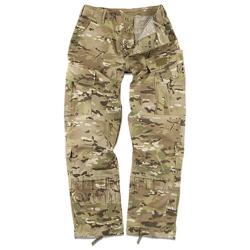 Kalhoty BOJOVÉ ACU rip-stop - CAMOGROM®, XS-Regular