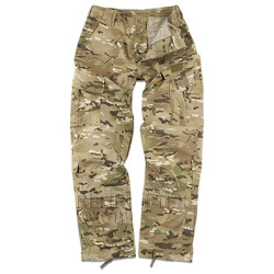 MARTIAL ACU pants rip-stop Camogrom ®, XS-Regular