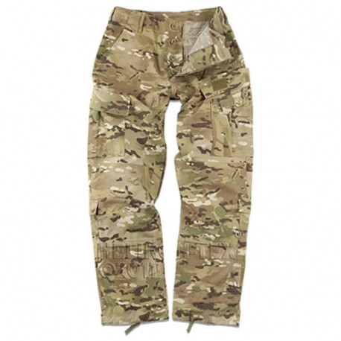 MARTIAL ACU pants rip-stop Camogrom ®, XS-Regular