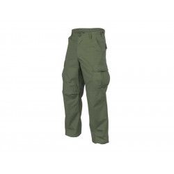 Pants rip-stop BDU OLIVE, S-Regular