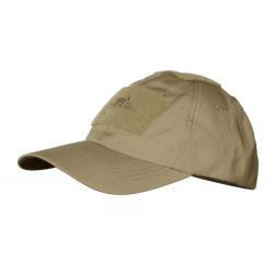 Čepice BASEBALL suchý zip rip-stop - Coyote