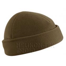 Super fine fleece hat COYOTE