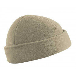Super fine fleece hat KHAKI