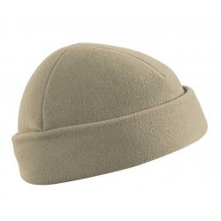 Super fine fleece hat KHAKI