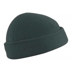 Super fine fleece hat Jungle Green