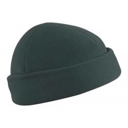 Super fine fleece hat Jungle Green