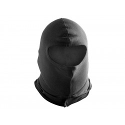 Balaclava one hole BLACK