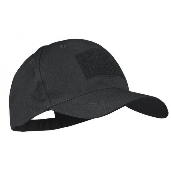 LEO KÖHLER čepice baseball, černá