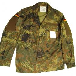 KSK-field jacket, flecktarn, size S
