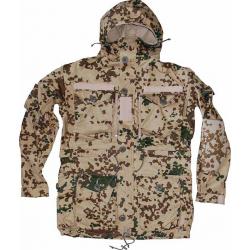 LEO KÖHLER combat jacket KSK smock, Tropentarn, size S