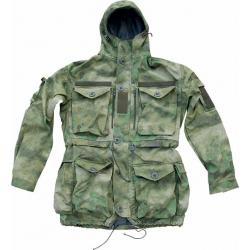 LEO KÖHLER combat jacket KSK smock, ATACS FG , size S