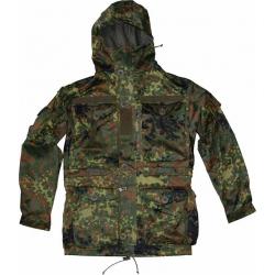 LEO KÖHLER combat jacket KSK smock, flecktarn, size S