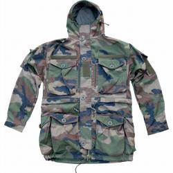 LEO KÖHLER combat jacket KSK smock, CCE, size S