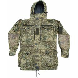LEO KÖHLER combat jacket KSK smock, PenCott Badlands, size S