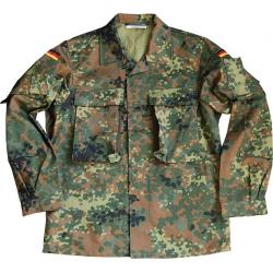 LEO KÖHLER KSK-jacket, flecktarn, size S