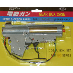 Ak Gear Box complete set (Front)