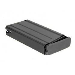 Zásobník pro GBB WE SCAR-H, černý