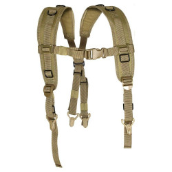 VIPER Locking Harness COYOTE