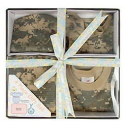Set a gift for a toddler INFANT ACU CAMO